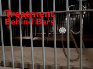 Treatment behind bars