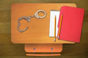 cuffs and books