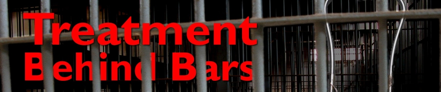 Medical treatment behind bars