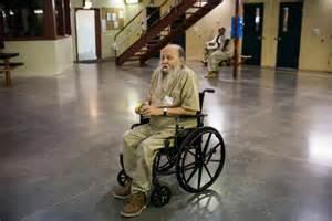 elderly prison inmate