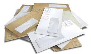mail in prison, prison mail