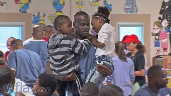 family visitation in prison