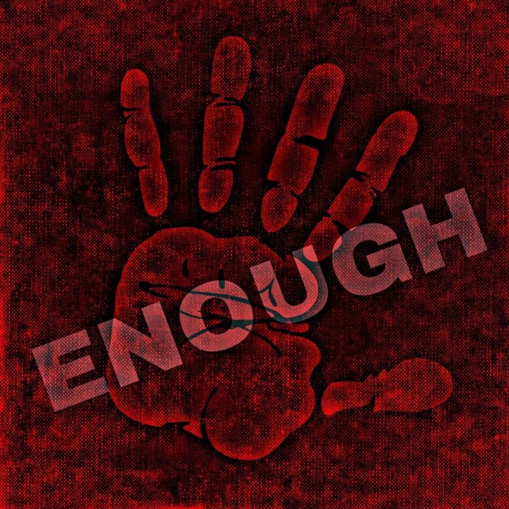 Enough stop racism
